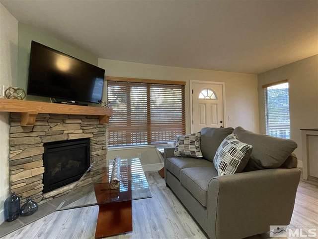 360-C Galaxy Lane 3 (C), Stateline, NV 89449 (MLS #210014366) :: NVGemme Real Estate