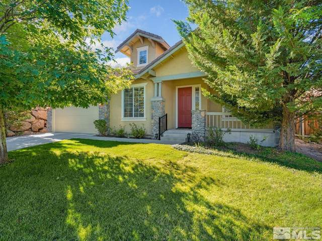 4908 Fall Creek Court, Reno, NV 89519 (MLS #210014371) :: Chase International Real Estate