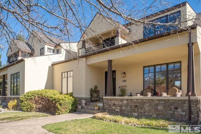 3681 Mayberry Dr, Reno, NV 89509 (MLS #210014374) :: NVGemme Real Estate