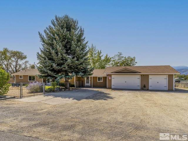 4070 Woodcock Way, Washoe Valley, NV 89704 (MLS #210014380) :: Theresa Nelson Real Estate