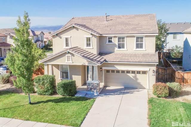 6603 Abbotswood Drive, Sparks, NV 89436 (MLS #210014382) :: Chase International Real Estate