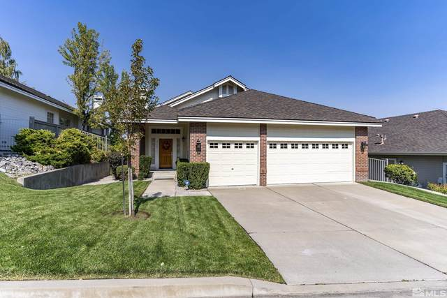 6132 Carriage House Way, Reno, NV 89519 (MLS #210014385) :: NVGemme Real Estate