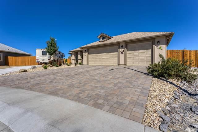2230 Nightingale, Fernley, NV 89408 (MLS #210014386) :: NVGemme Real Estate