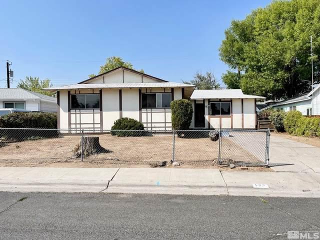689 Beldon Way, Reno, NV 89503 (MLS #210014388) :: Theresa Nelson Real Estate