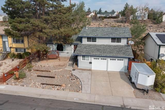 3605 Bryan Street, Reno, NV 89503 (MLS #210014389) :: Theresa Nelson Real Estate
