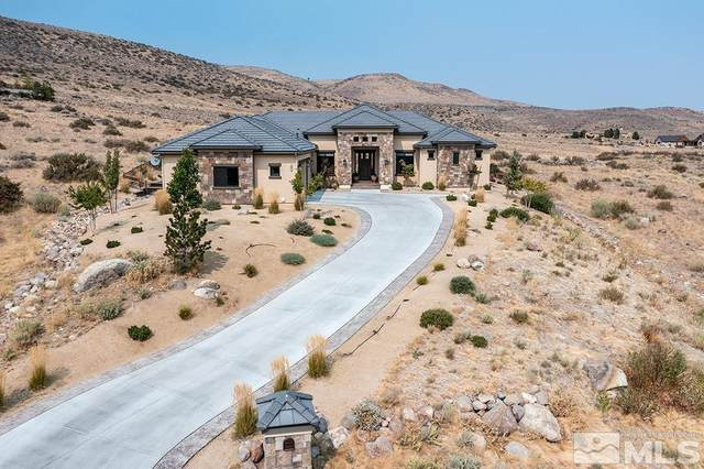 4055 Red Fox Court, Reno, NV 89511 (MLS #210014390) :: Theresa Nelson Real Estate