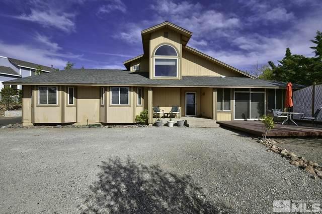 3410 Socrates Dr., Reno, NV 89512 (MLS #210014397) :: Chase International Real Estate