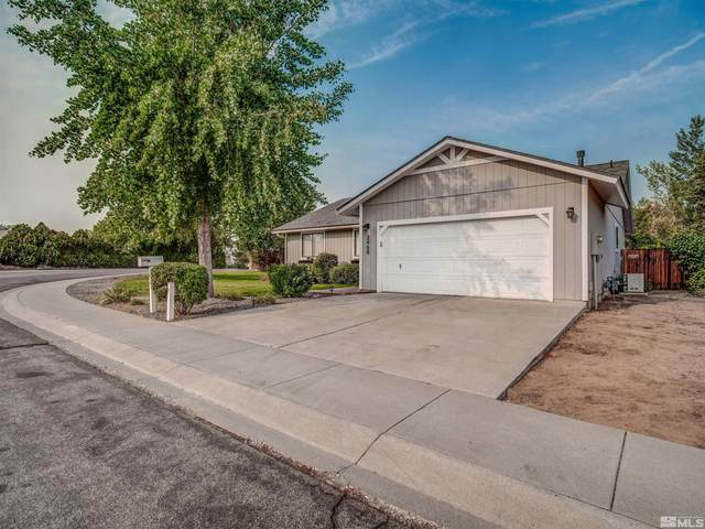 3468 Gregory Court, Carson City, NV 89705 (MLS #210014401) :: Chase International Real Estate