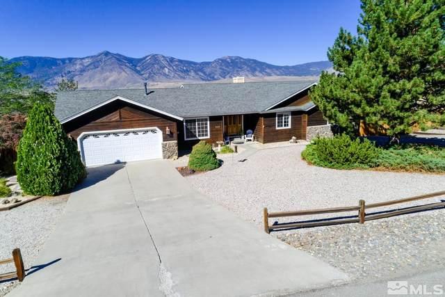 2958 San Miguel Court, Minden, NV 89423 (MLS #210014403) :: NVGemme Real Estate