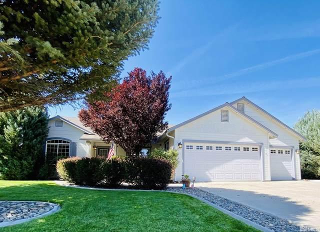 2628 Fawn Fescue, Minden, NV 89423 (MLS #210014406) :: NVGemme Real Estate