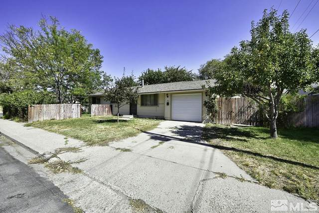 611 Parkland Ave., Carson City, NV 89701 (MLS #210014407) :: Theresa Nelson Real Estate