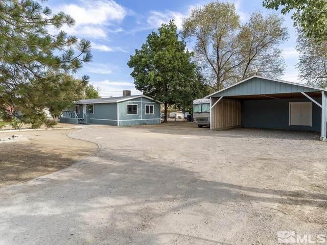 395 School, Sun Valley, NV 89433 (MLS #210014408) :: NVGemme Real Estate
