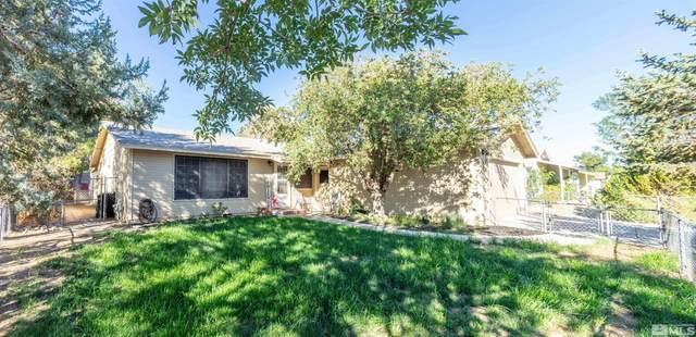 652 Occidental Dr, Dayton, NV 89403 (MLS #210014409) :: NVGemme Real Estate