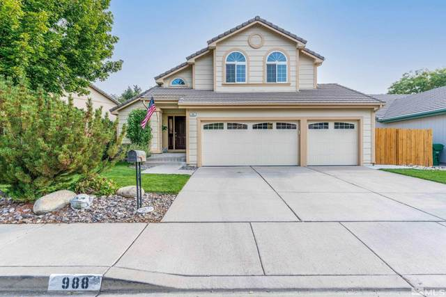 988 Leah Circle, Reno, NV 89511 (MLS #210014411) :: Theresa Nelson Real Estate