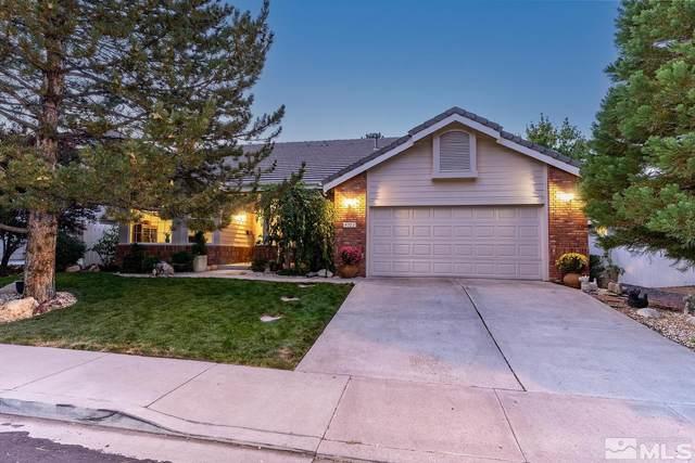 4703 Village Green, Reno, NV 89519 (MLS #210014412) :: Chase International Real Estate