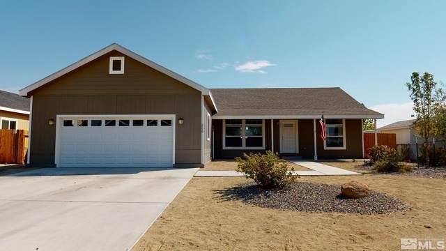 200 Sweetwater, Yerington, NV 89447 (MLS #210014415) :: NVGemme Real Estate