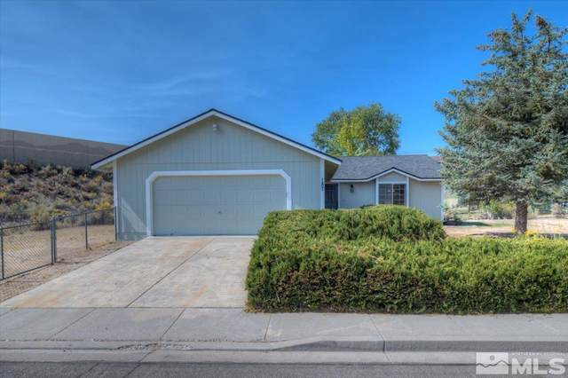 187 Broadleaf Ln, Carson City, NV 89706 (MLS #210014417) :: Chase International Real Estate