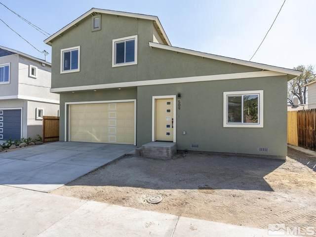 509 Burns St, Reno, NV 89502 (MLS #210014418) :: Theresa Nelson Real Estate