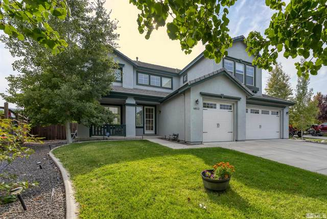 6812 Cinnamon Drive, Sparks, NV 89436 (MLS #210014420) :: Chase International Real Estate