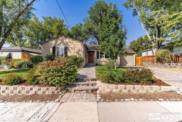 1325 Coleman Dr., Reno, NV 89503 (MLS #210014424) :: NVGemme Real Estate