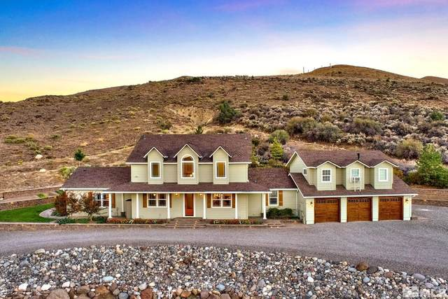 430 Andrew, Reno, NV 89521 (MLS #210014427) :: Colley Goode Group- CG Realty