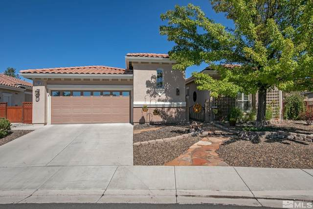 2190 Corleone, Sparks, NV 89434 (MLS #210014442) :: NVGemme Real Estate