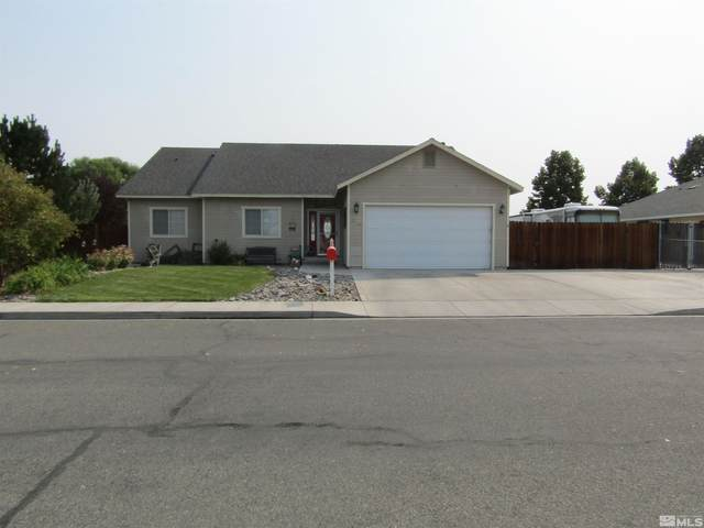 314 Kay Way, Yerington, NV 89447 (MLS #210014446) :: Chase International Real Estate