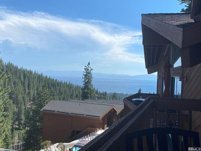 400 Fairview Blvd #96, Incline Village, NV 89451 (MLS #210014448) :: Theresa Nelson Real Estate