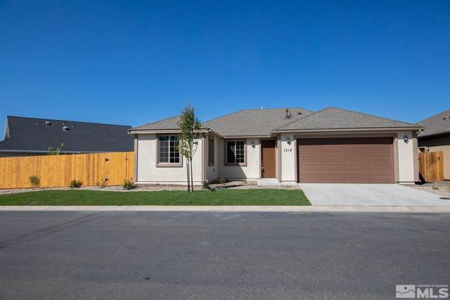 538 Country Hollow #180, Fernley, NV 89408 (MLS #210014450) :: NVGemme Real Estate