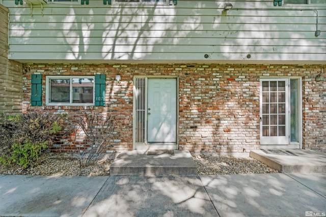 307 Smithridge Park, Reno, NV 89502 (MLS #210014452) :: Theresa Nelson Real Estate
