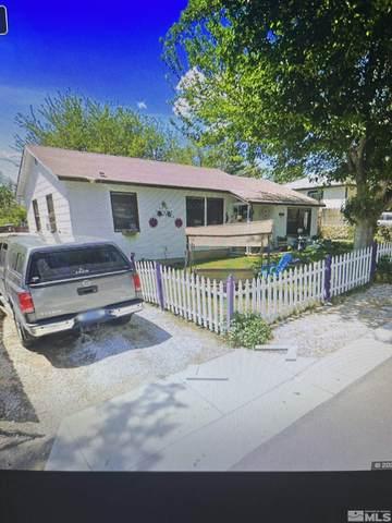45 Sutton Way, Reno, NV 89512 (MLS #210014453) :: Chase International Real Estate