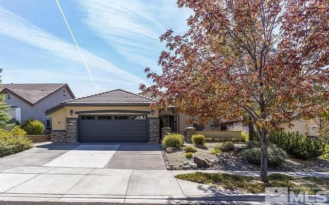 9170 Bay Meadows Dr, Reno, NV 89523 (MLS #210014456) :: Theresa Nelson Real Estate