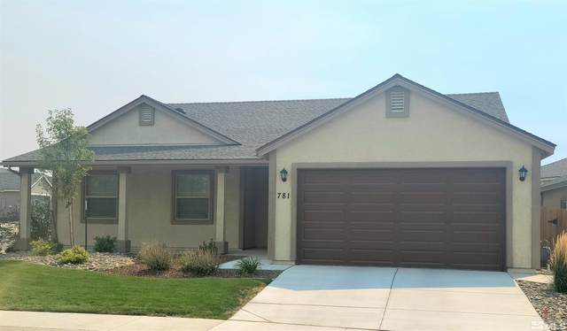 100 Sunrise Ct #40, Yerington, NV 89447 (MLS #210014457) :: Chase International Real Estate
