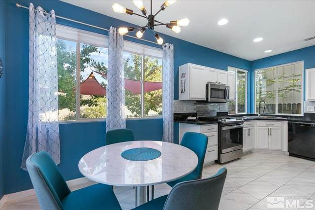 "3873 Heronã¢Â'¬Â""¢S Landing Drive, Reno, NV 89502 (MLS #210014459) :: Theresa Nelson Real Estate"