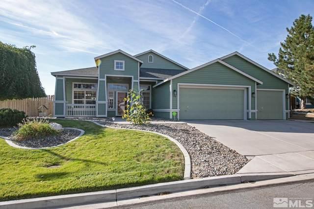 750 Wild Hawk Drive, Sparks, NV 89436 (MLS #210014460) :: NVGemme Real Estate