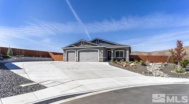 18662 Haskell Peak Ct, Reno, NV 89508 (MLS #210014462) :: NVGemme Real Estate