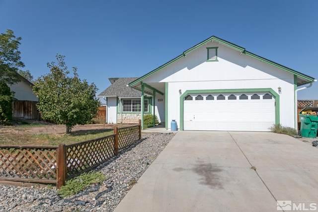 200 Mia Drive, Sparks, NV 89436 (MLS #210014463) :: NVGemme Real Estate