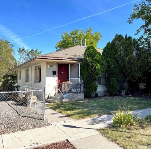 938/940 E, Sparks, NV 89431 (MLS #210014465) :: Chase International Real Estate
