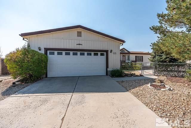 5149 Nanook Court, Reno, NV 89506 (MLS #210014468) :: NVGemme Real Estate