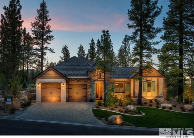 5168 Bordeaux Court Lot #582, Reno, NV 89511 (MLS #210014471) :: Vaulet Group Real Estate