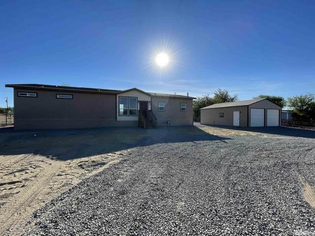 5500 Shoshone Dr, Stagecoach, NV 89429 (MLS #210014472) :: Theresa Nelson Real Estate