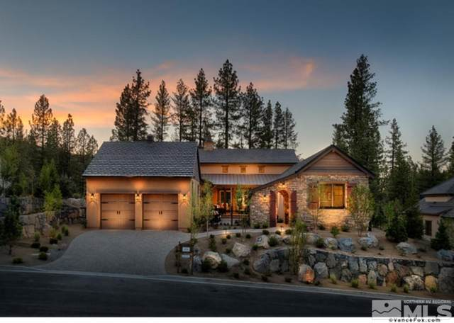 5156 Bordeaux Court Lot #581, Reno, NV 89511 (MLS #210014473) :: Vaulet Group Real Estate