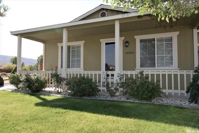 18200 Silverleaf Ct, Reno, NV 89508 (MLS #210014474) :: NVGemme Real Estate