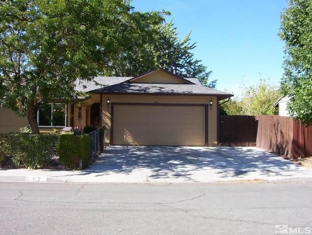 1920 Belmont Ave, Carson City, NV 89706 (MLS #210014475) :: Chase International Real Estate