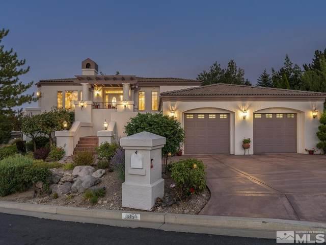 4850 Mountainshyre Rd, Reno, NV 89519 (MLS #210014476) :: Chase International Real Estate