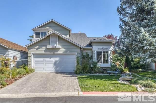 2340 High Terrace Dr., Reno, NV 89509 (MLS #210014477) :: Chase International Real Estate