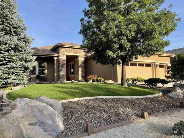 2750 Shadow Dancer Trail, Reno, NV 89511 (MLS #210014480) :: Theresa Nelson Real Estate