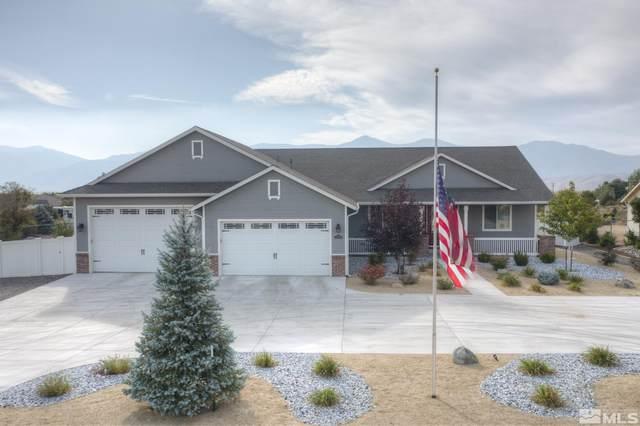 2792 Squires St., Minden, NV 89423 (MLS #210014488) :: NVGemme Real Estate