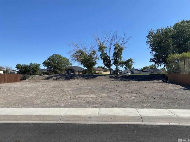1144 Dixie Lane, Fernley, NV 89408 (MLS #210014495) :: NVGemme Real Estate