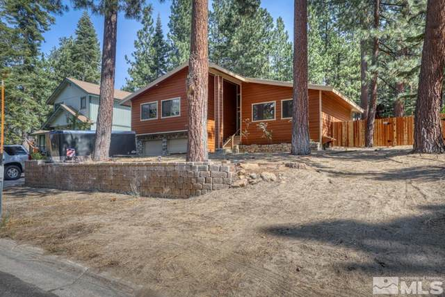 301 Chimney Rock Rd, Stateline, NV 89449 (MLS #210014499) :: Colley Goode Group- CG Realty